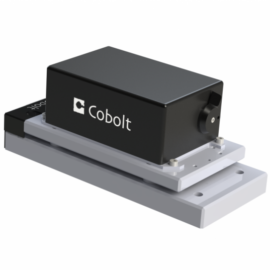 Cobolt Twist™ 457nm: Now with up to 200 mW CW single frequency output
