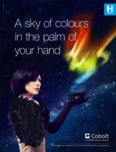 Skyra Poster