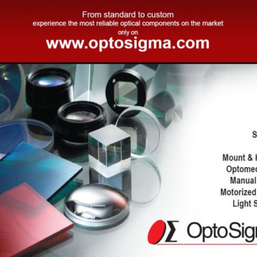 Launching OptoSigma's online fast track service