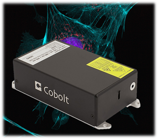 Cobolt Skyra™ – the new multi-line laser