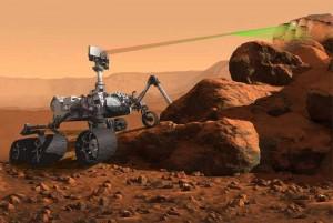 OptoSigma Advanced Optics for NASA's new Mars Rover