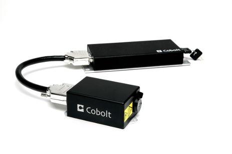 Cobolt Tor Laser with Controller
