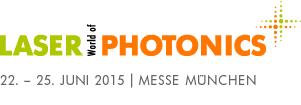 Visit us at Laser World of Photonics in Munich!