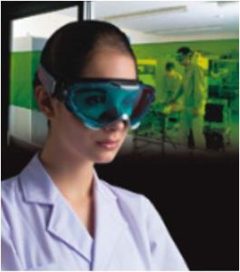 Glasses Eye Spectacles Protection Laser Safety Goggles Protective Safe Practical